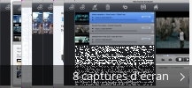 Montage de captures d'écran de WinX YouTube Downloader
