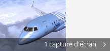 Montage de captures d'écran de Egyptair Fleet Ultimate Pack FSX P3D
