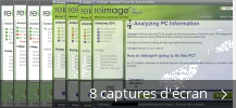 Montage de captures d'écran de Reimage Repair