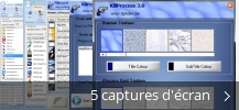 Montage de captures d'écran de KillProcess