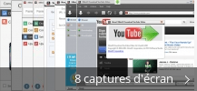 Montage de captures d'écran de Xilisoft Download YouTube Video