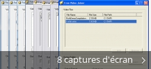 Montage de captures d'écran de Free Video Joiner