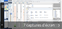 Montage de captures d'écran de MySQL Workbench