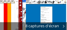 Montage de captures d'écran de The MagicBook