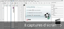 Montage de captures d'écran de Ultra Video Converter