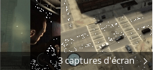 Montage de captures d'écran de Grand Theft Auto: Episodes From Liberty City