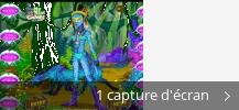 Montage de captures d'écran de Avatar Pandora