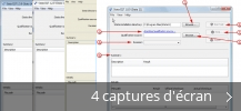 Montage de captures d'écran de Stata Installation Qualification Tool
