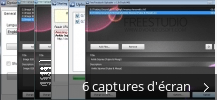 Montage de captures d'écran de Free Uploader for Facebook