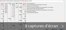 Montage de captures d'écran de K-Lite Codec Pack Full